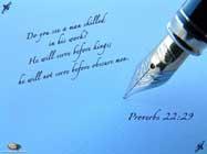 Prov 22:29